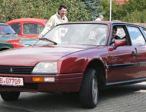 Citroën CX Turbo Diesel