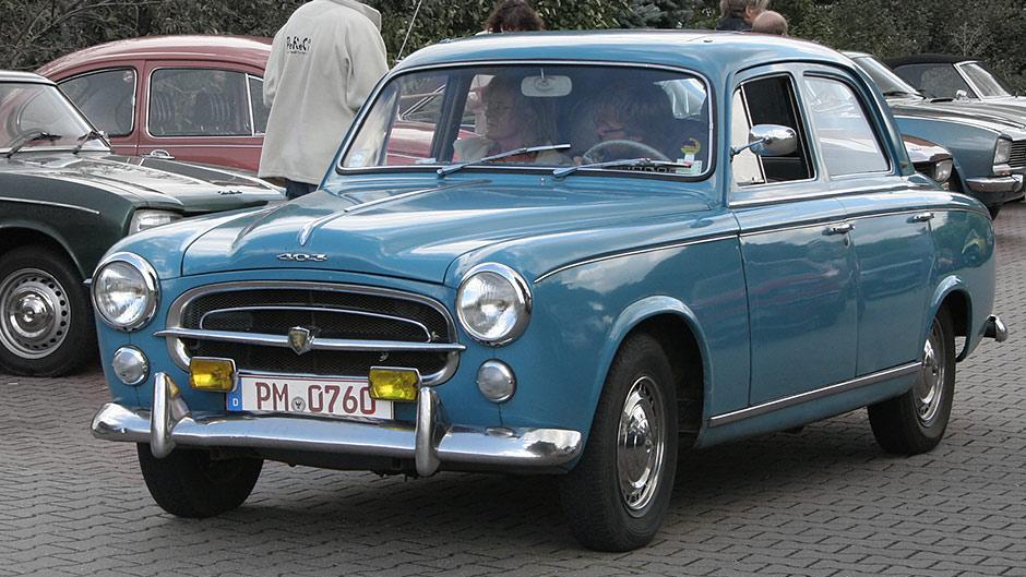 Peugeot-403-1955