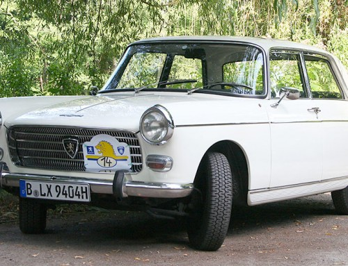 Peugeot 404 SL automatique