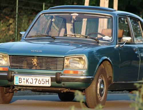 Peugeot 504 GL automatique