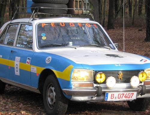 Peugeot 504 Retro Rallye