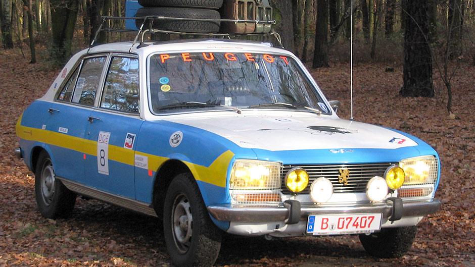 Peugeot-504-Retro-Rallye-1971