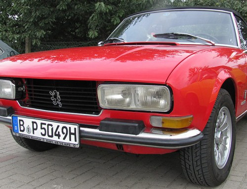 Peugeot 504 V6 Cabrio