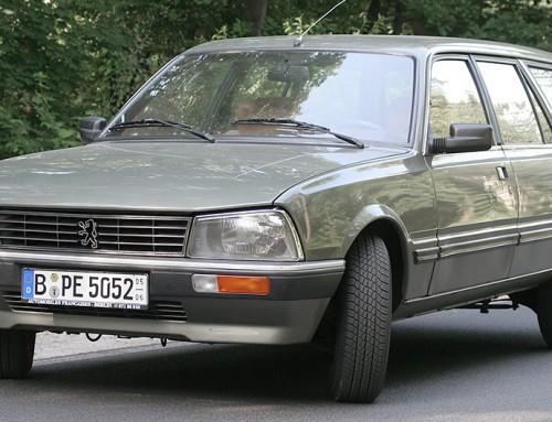 Peugeot 505 GR Break