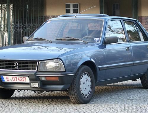 Peugeot 505 GTI
