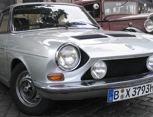 Simca 1200 S
