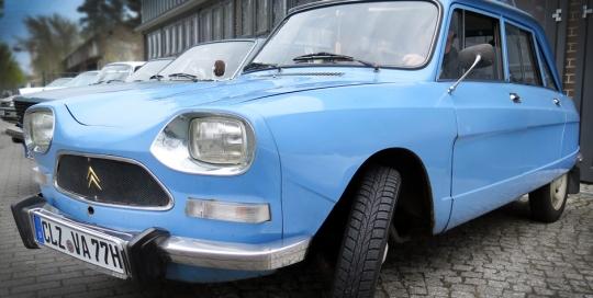 Citroën Ami 8 von 1977