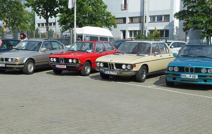 BMW Klassiker von PeReCi E34 E21 E3 E30