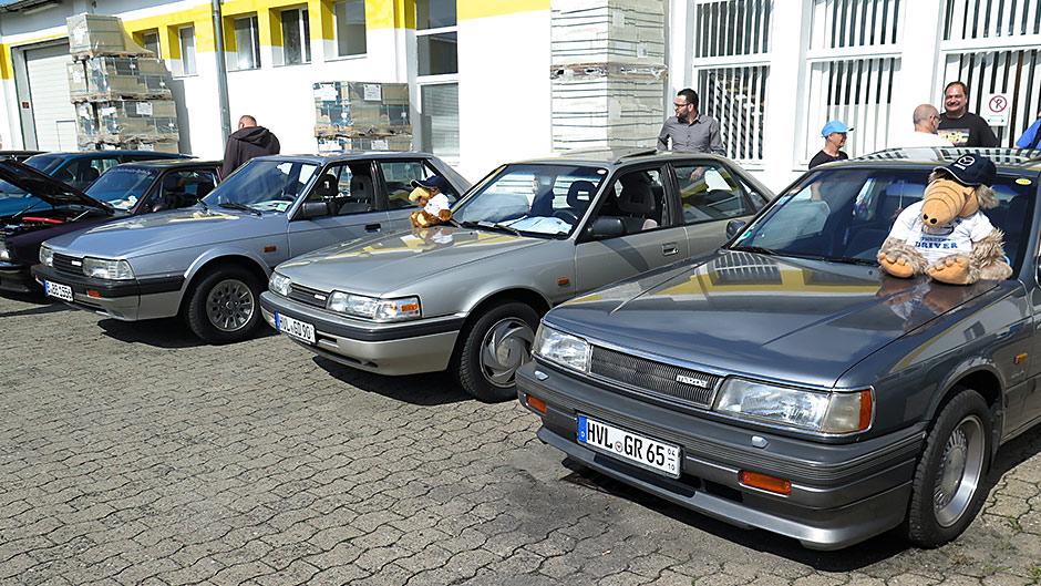 Geballte Mazda Power – auch das ist PeReCi